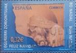 Sellos de Europa - España -  Intercambio jxn 0,40 usd 32 cent. 2009