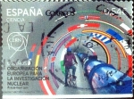 Stamps : Europe : Spain :  Intercambio jn 0,70 usd 54 cent. 2014
