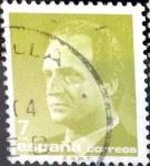 Sellos de Europa - España -  Intercambio 0,20 usd 7 ptas. 1986