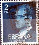 Stamps : Europe : Spain :  Intercambio 0,20 usd 2 ptas. 1976