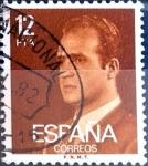 sello : Europa : España : Intercambio 0,20 usd 12 ptas. 1976