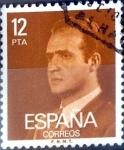 Stamps Spain -  Intercambio 0,20 usd 12 ptas. 1976