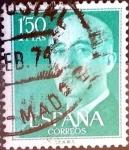 sello : Europa : España : Intercambio 0,20 usd 1,50 ptas. 1956