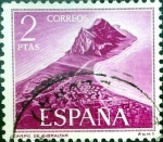 sello : Europa : España : Intercambio mas 0,20 usd 2 ptas. 1969