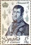 Stamps Spain -  Intercambio 0,20 usd 15 ptas. 1978