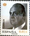 Stamps Spain -  Intercambio 0,20 usd 1 cent. 2008