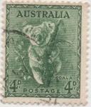 Stamps Australia -  Y & T Nº 114