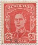 Stamps Australia -  Y & T Nº 132