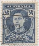 Sellos de Oceania - Australia -  Y & T Nº 134