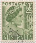 Sellos de Oceania - Australia -  Scott Nº 231