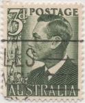 Sellos de Oceania - Australia -  Scott Nº 233