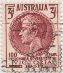Sellos de Oceania - Australia -  Scott Nº 245a