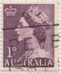 Sellos de Oceania - Australia -  Scott Nº 256