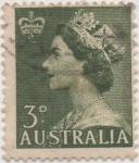 Sellos de Oceania - Australia -  Scott Nº 257