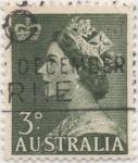 Stamps Australia -  Scott Nº 257 (1)