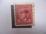 Sellos de America - Canadá -  Jorge VI (Scott/Ca:251)