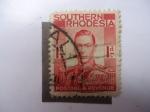Stamps : Africa : Zimbabwe :  Jorge VI