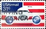 Sellos de America - Estados Unidos -  Intercambio 0,20 usd 31 cent. 1976