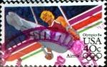 Sellos de America - Estados Unidos -  Intercambio 0,40 usd 40 cent. 1983