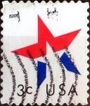 Sellos de America - Estados Unidos -  Intercambio 0,20 usd 3 cent. 2002