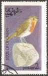 Sellos del Mundo : Asia : Omán : Aves