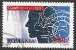 Sellos de Europa - Rumania -  Lucha contra el abuso del alcohol