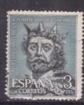 Stamps Spain -  XII cent. fundación de Oviedo