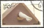 Sellos de Asia - Omán -  Dove-paloma