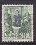 Stamps Spain -  Misterios Sto. Rosario