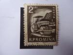 Stamps : Europe : Romania :  R. Promina