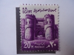 Stamps Egypt -  A.R. Egypt.