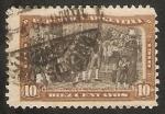 Sellos de America - Argentina -  Centº de la República