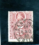 Stamps America - Chile -  CRISTOBAL COLON