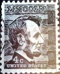 Stamps United States -  Intercambio 0,20 usd 4 cent. 1965