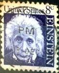 Sellos de America - Estados Unidos -  Intercambio 0,20 usd 8 cent. 1966