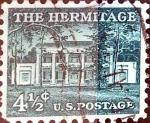 Sellos de America - Estados Unidos -  Intercambio 0,20 usd 4,5 cent. 1959