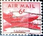 Sellos de America - Estados Unidos -  Intercambio 0,20 usd 6 cent. 1949