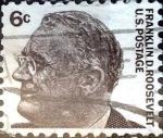 Sellos de America - Estados Unidos -  Intercambio 0,20 usd 6 cent. 1966