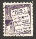 Stamps Chile -  Antártica chilena