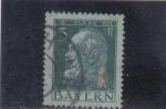 Sellos de Europa - Alemania -  Leopoldo de Baviera- BAYERN