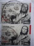 Sellos de Europa - España -  Ed:4884 - Paco de Lucia 1947-2014.Guitarra Española.
