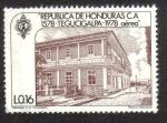 Sellos de America - Honduras -  400 aniversario de Tegucigalpa