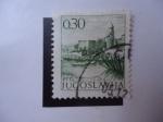 Stamps Yugoslavia -  KRK - PTT, Jugoslavija.