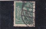 Stamps Germany -  campesinos