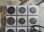 monedas del Mundo : Europa : España :  LOTE 60 MONEDAS PLATA