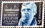 Sellos de America - Estados Unidos -  Intercambio 0,20 usd 5 cent. 1965