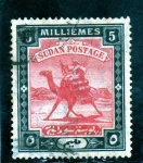 Stamps Africa - Sudan -