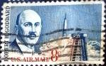Sellos de America - Estados Unidos -  Intercambio 0,20 usd 8 cent. 1964