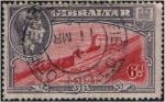 Stamps Gibraltar -  Castillo morisco