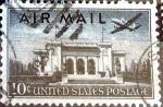 Sellos de America - Estados Unidos -  Intercambio 0,20 usd 10 cent. 1947